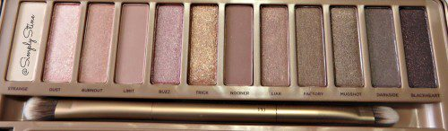 The New Urban Decay Naked 3 Palette