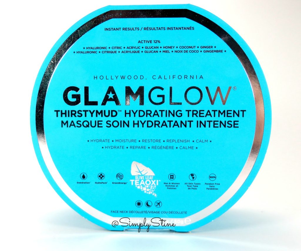 GlamGlow ThirstyMud Hydrating Mask