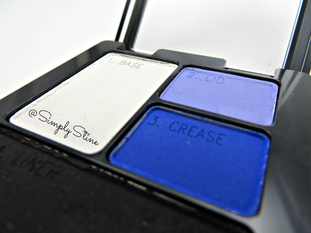 Maybelline Electric Blue Palette