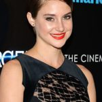 Shailene Woodley at the NYC Premiere of Divergent. Photo Source: GLAM