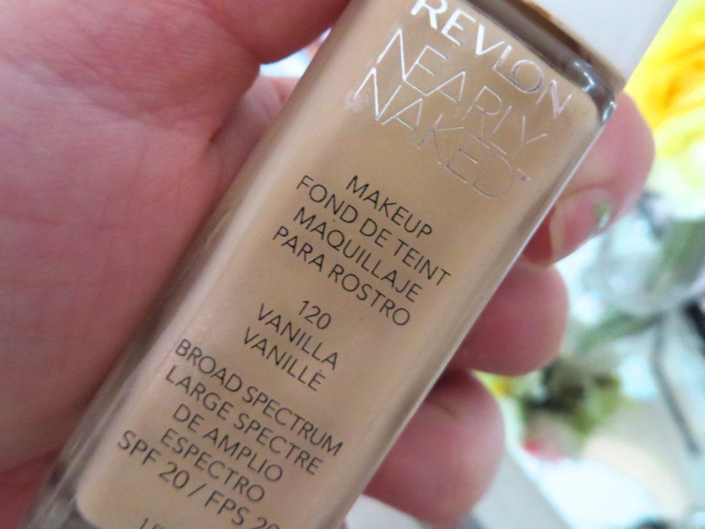 Revlon Nearly Naked