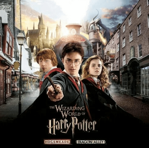 Harry Potter at Universal Studios/Wizarding World of Harry Potter/Diagon Alley