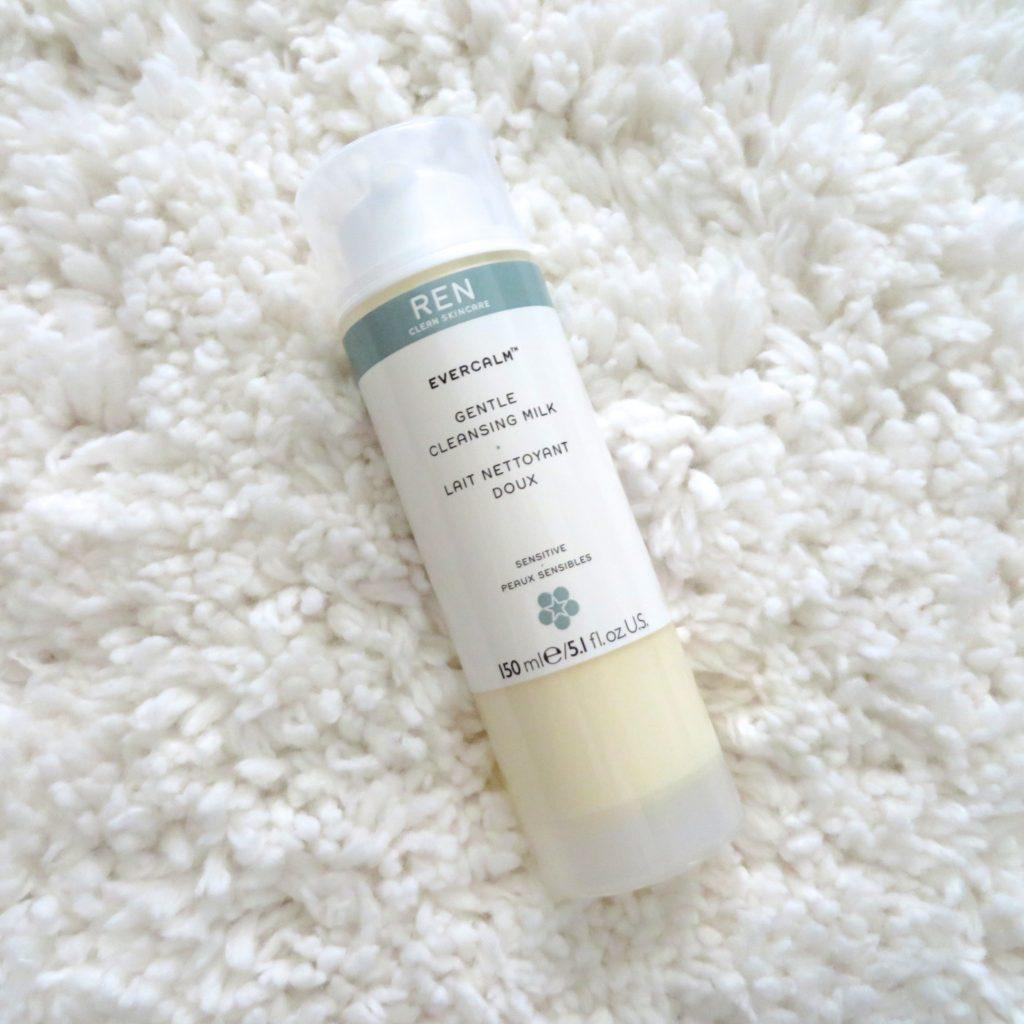 REN Skincare Evercalm Gentle Cleansing Milk