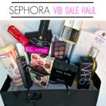 Sephora VIB Sale Haul