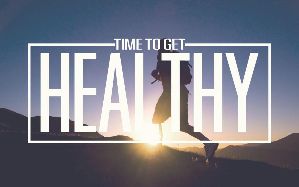 Healthy Fit Diet Activity Sport Lifestyle Purpose Concept