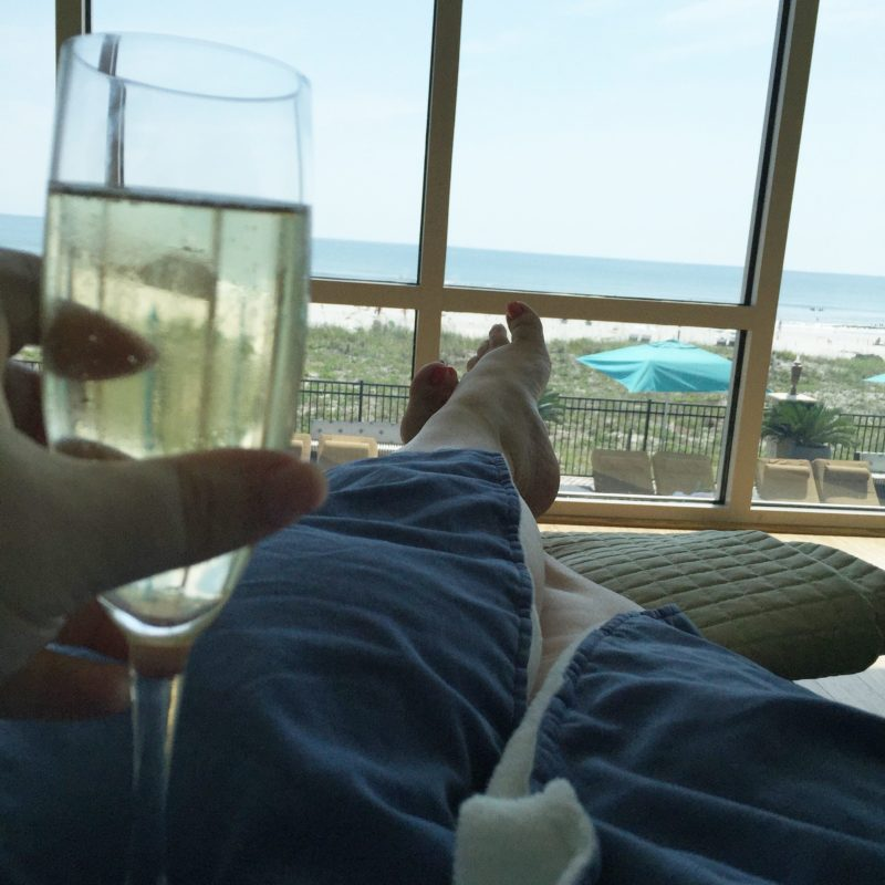 Spa Day at One Ocean Resort and Spa