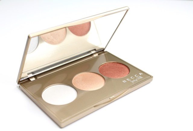 Champagne Glow Palette from BECCA Holiday 2015