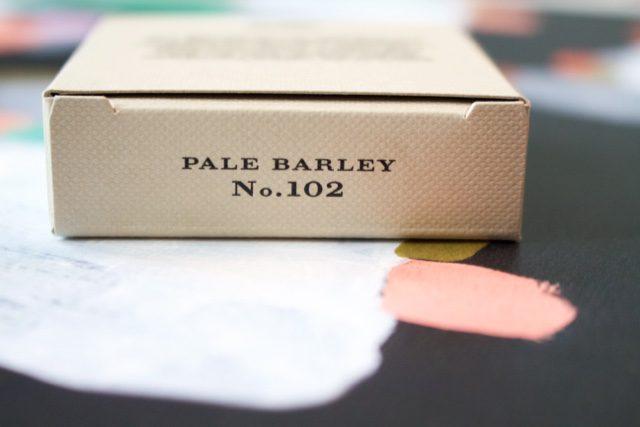 Burberry Pale Barley Eye Colour