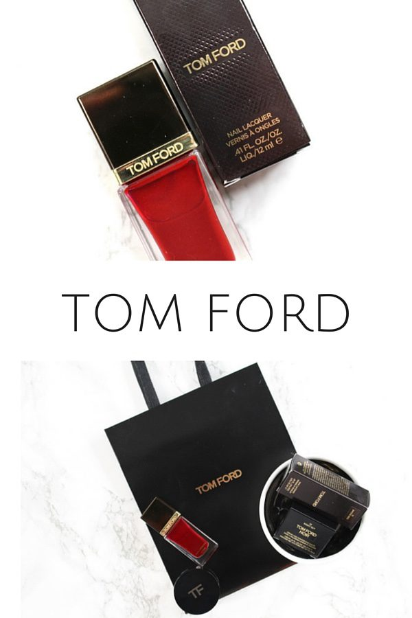 Tom Ford Collection of Beauty Products