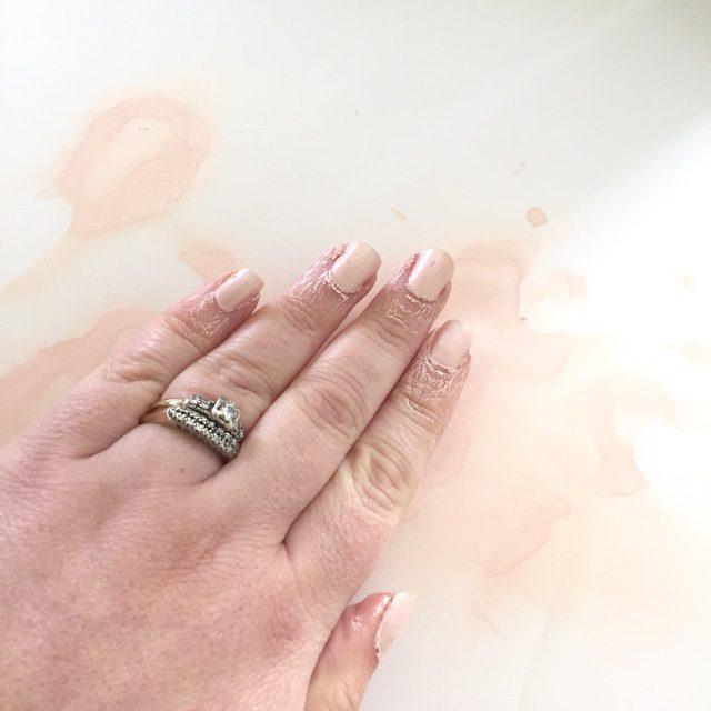 Spray Can Nail Polish?!?   Simply Stine
