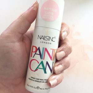 Nails Inc Paint Can Spray Nail Polish