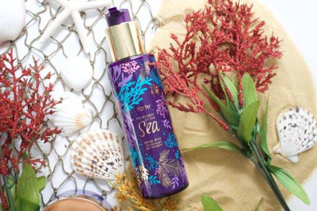 Tarte Rainforest of the Sea Skincare Review
