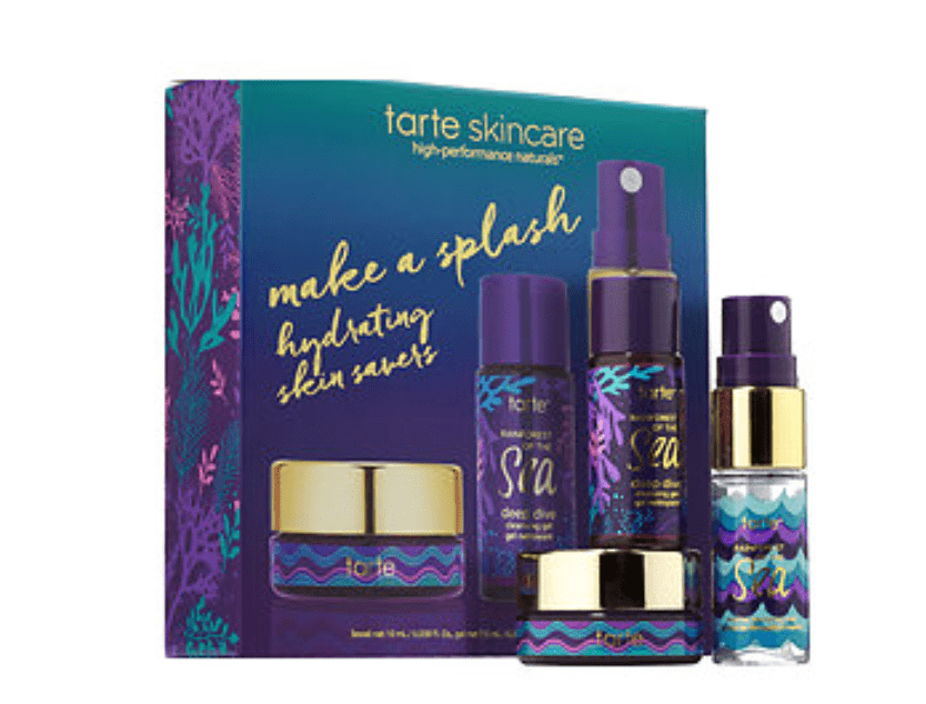 Tarte Rainforest of the Sea Skincare Collection | Simply Stine