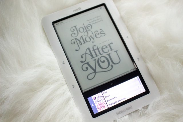 Nook Book After You