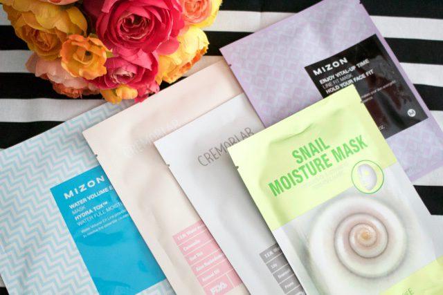Peach & Lily Sheet Masks