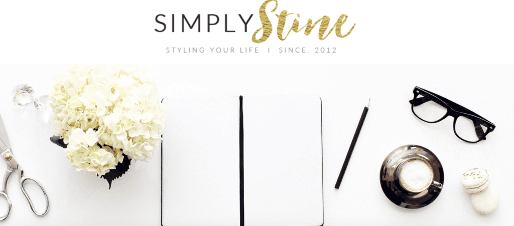 Simply Stine Home Page