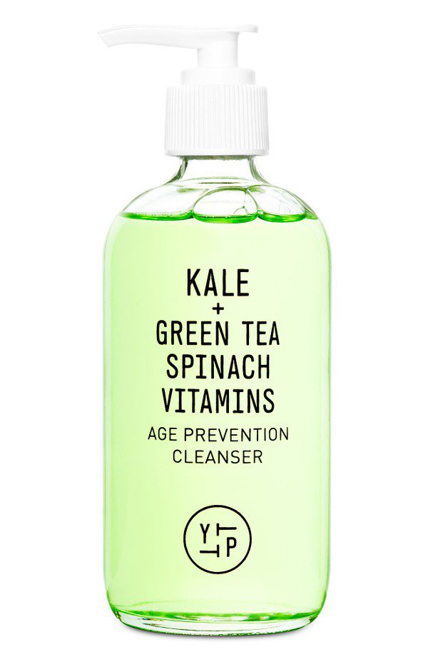 Youth to the People Kale + Green Tea Spinach Age Prevention Cleanser, $36