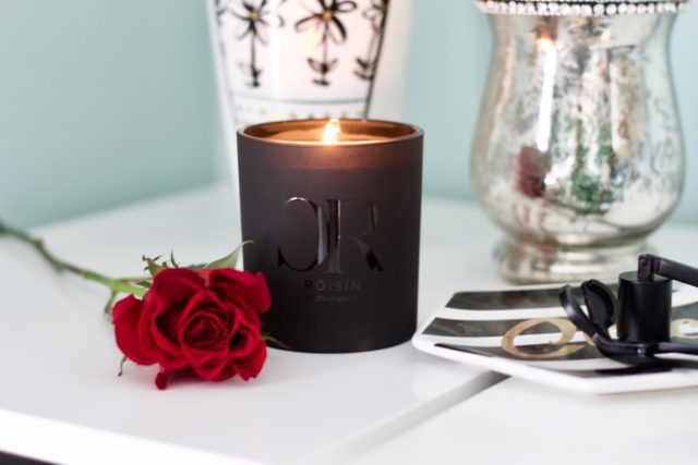Just In Time For Valentine's Day: Roisin Fine Artisan Candle by Colleen Rothschild