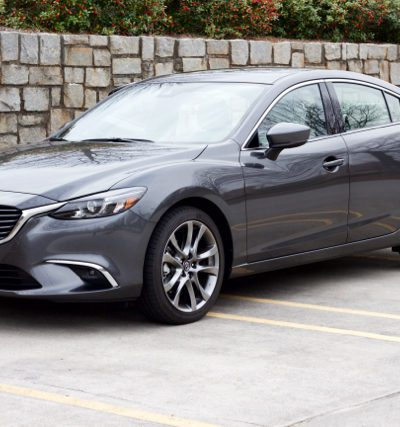 My Review of the 2017 Mazda 6 I Grand Touring
