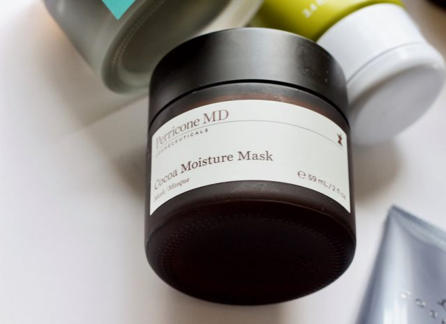 My Favorite Skincare Masks: Perricone MD Cocoa Moisture Mask