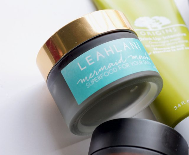 My Favorite Skincare Masks: Leahlani Skincare Mermaid Mask