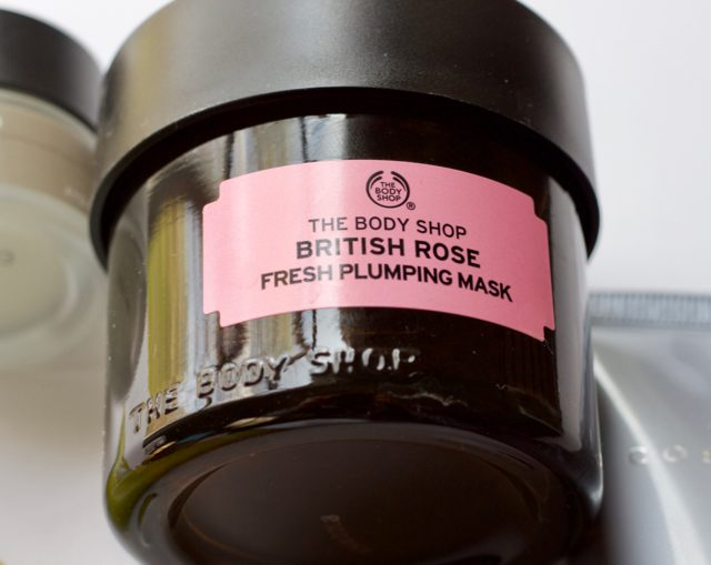 My Favorite Skincare Masks: The Body Shop Fresh Plumping Rose