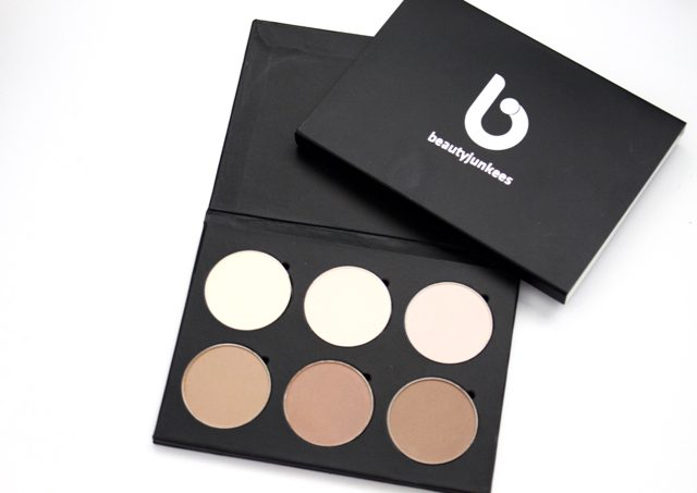 Beauty Junkees Highlighting and Contour Kit