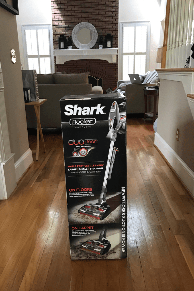 The Shark Rocket DuoClean Vacuum is impressive and worth checking out