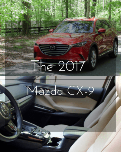 Meet The Mazda CX-9 | Simply Stine Goes For A Drive