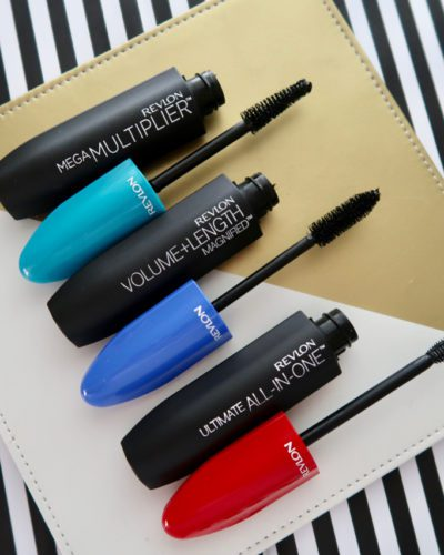 New Revlon Mascaras To Try
