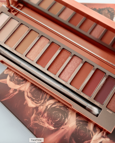 The Urban Decay Naked Heat Palette Is Heating Things Up!