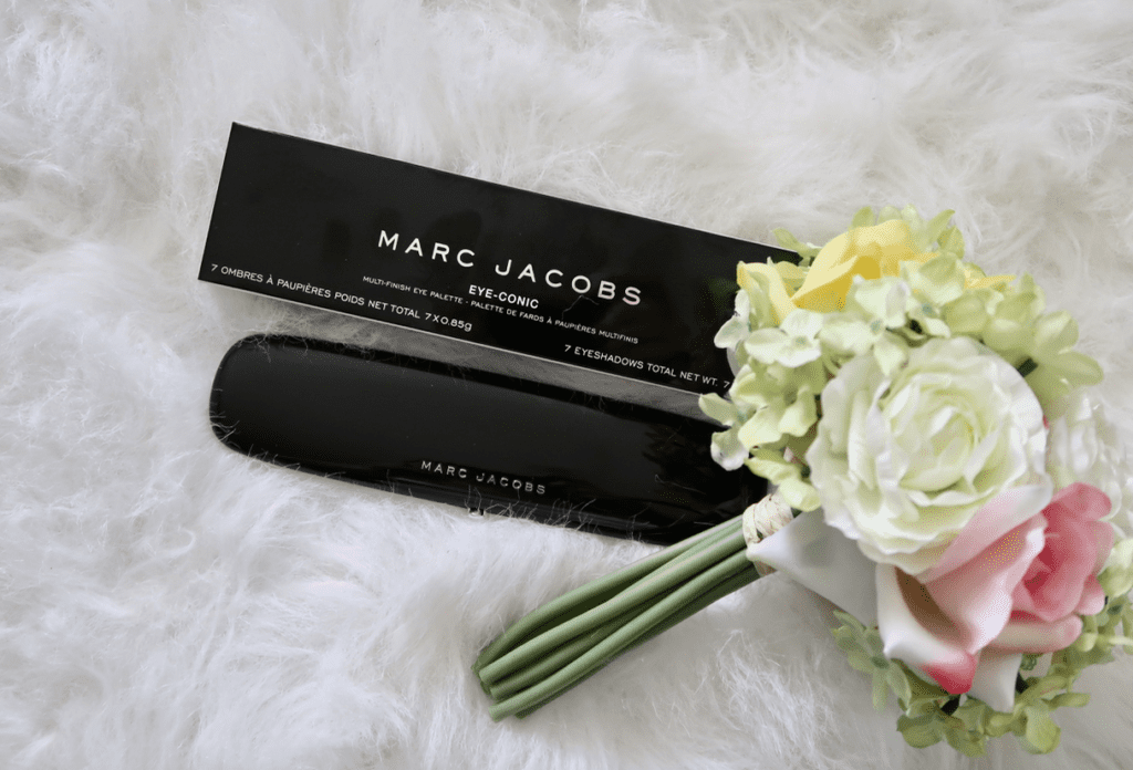 MARC JACOBS BEAUTY Eye-Conic Multi-Finish Eyeshadow Palette Edgitorial