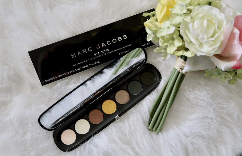 MARC JACOBS BEAUTY Eye-Conic Multi-Finish Edgitorial Eyeshadow Palette