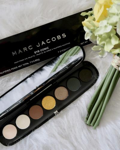 MARC JACOBS BEAUTY Eye-Conic Multi-Finish Edgitorial Eyeshadow Palette