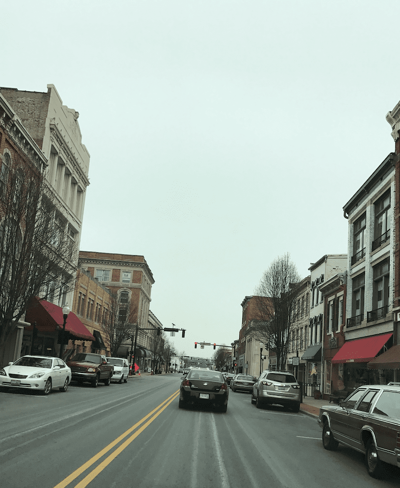 Small Town Charm in Ohio