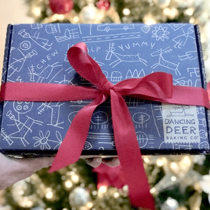 Holiday Gifting With Dancing Deer Baking Co.