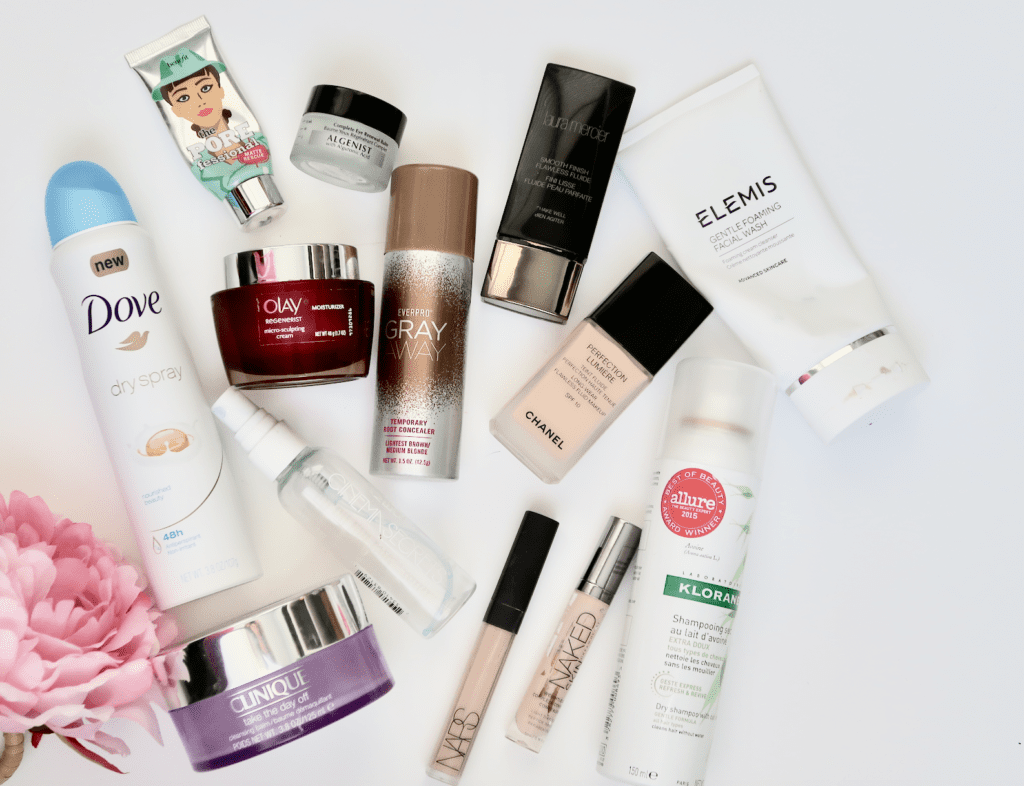 All of the beauty products I've used up so far this year! | www.simplystine.com