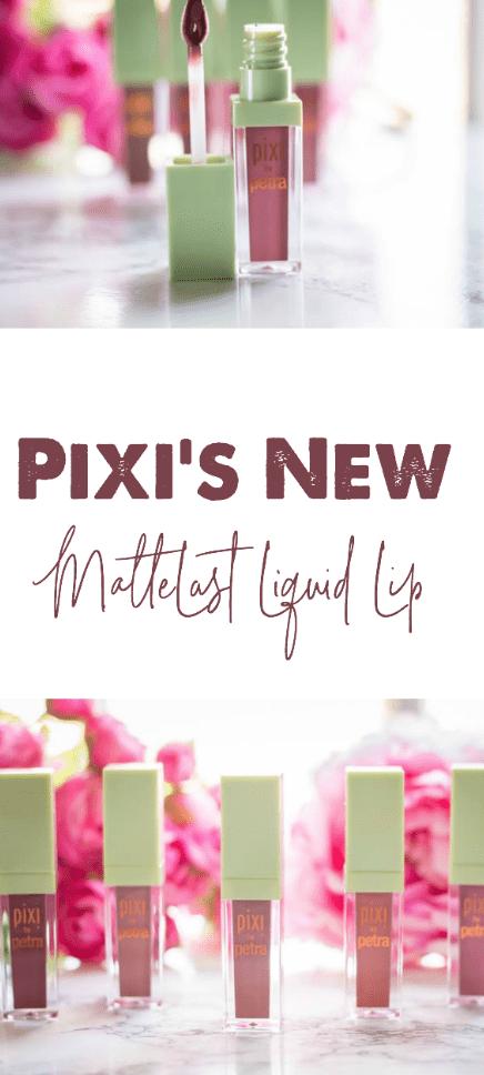Pixi By Petra MatteLast Liquid Lip
