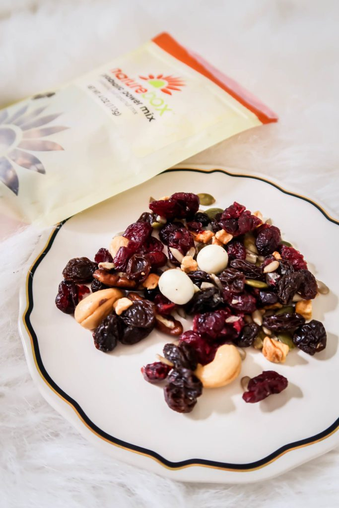 Healthy Snacks from NatureBox Probiotic Power Mix