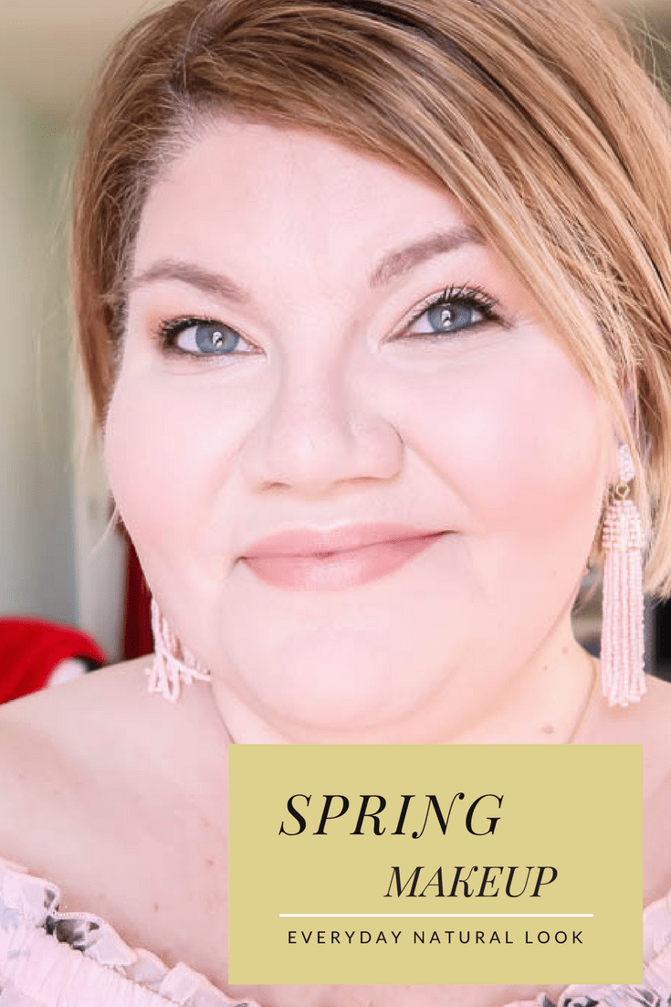 Spring Makeup For a natural, everyday simple makeup look
