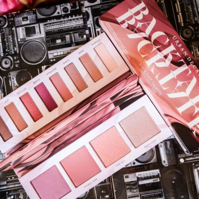 Urban Decay Backtalk Palette Review & Swatches