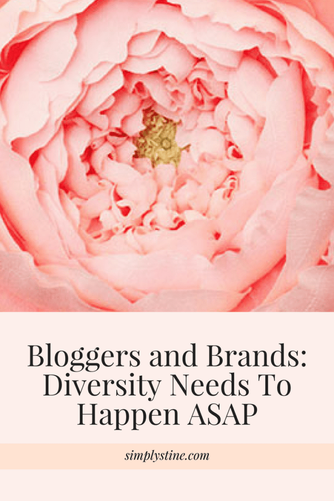 Blogging and Diversity