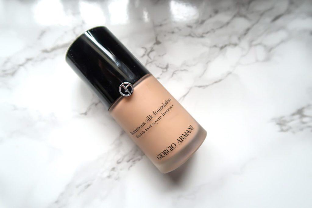 sephora armani foundation