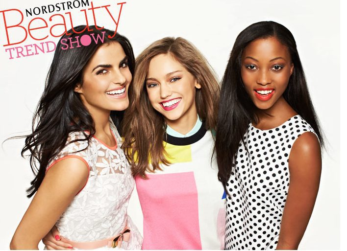 Nordstrom Beauty Trend Show at Perimeter Mall