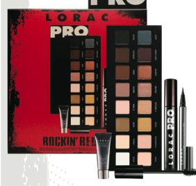 LORAC Rockin' Red Hot Holiday Collection 2013