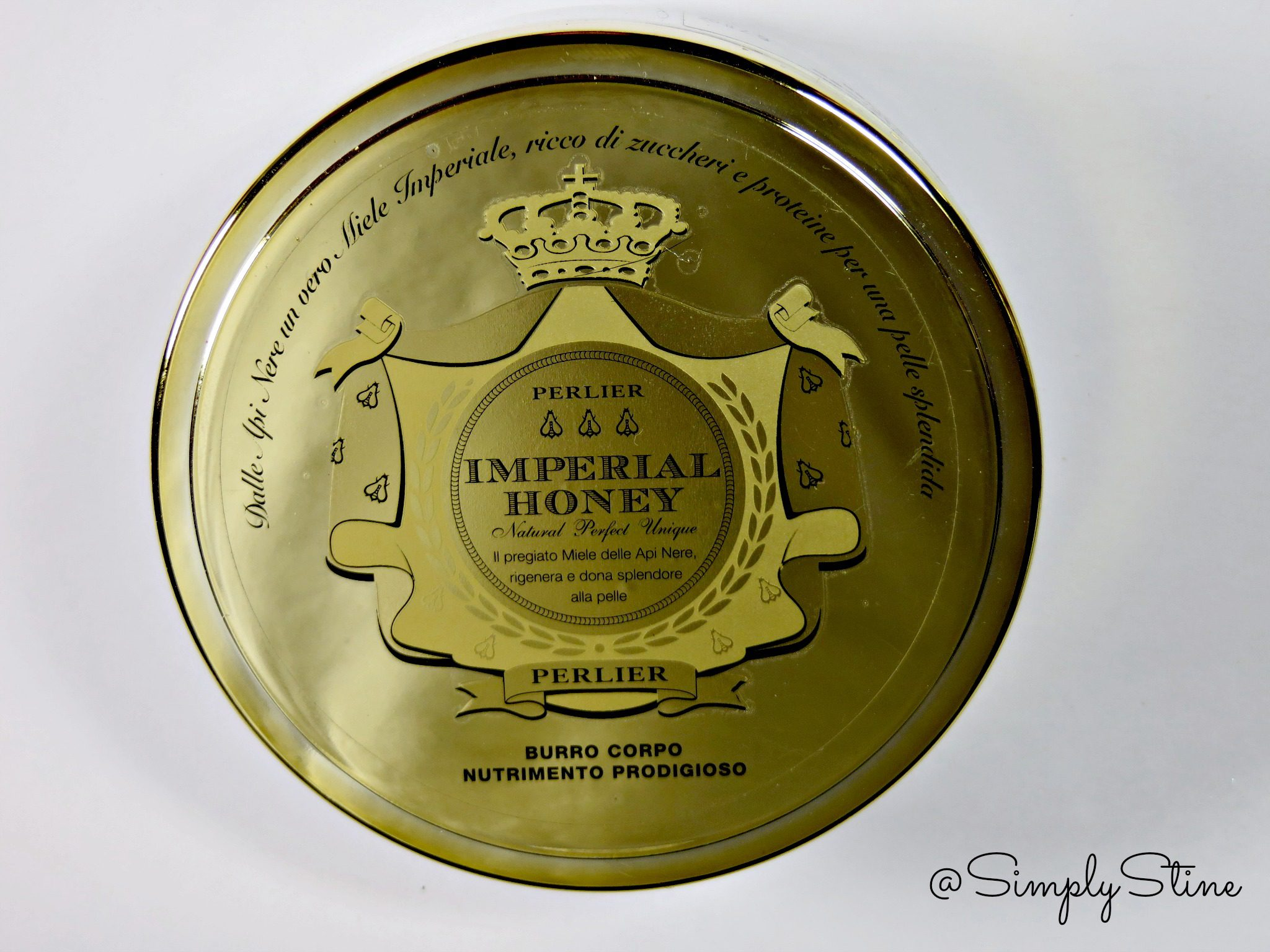 Perlier Imperial Honey Body Butter from iFabbo Review