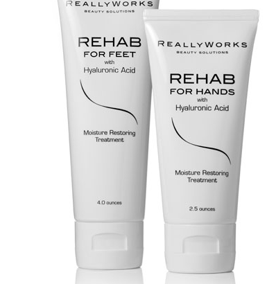 ReallyWorks Beauty Solutions: Rehab for Hands and Feet