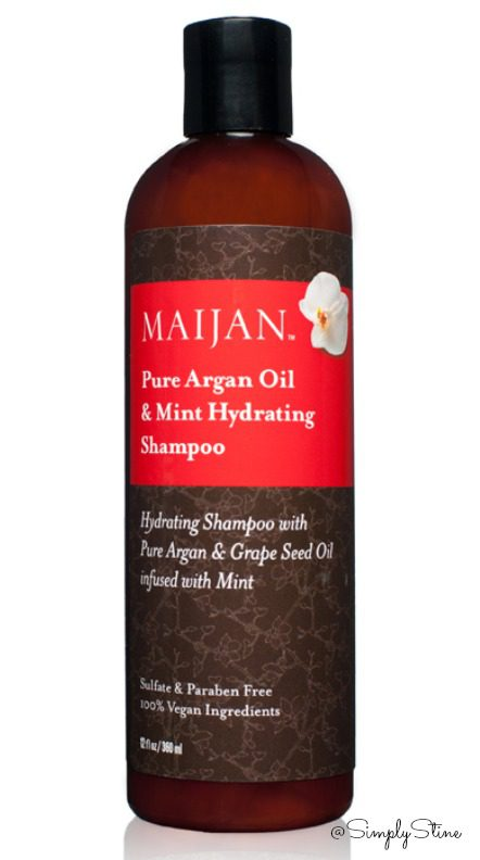 Maijan Pure Argan Oil & Mint Hydrating Shampoo and Conditioner Review