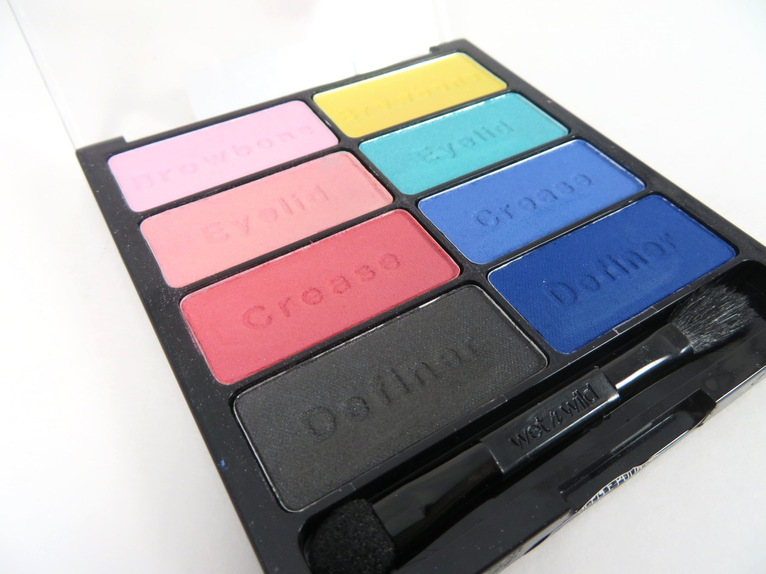 Wet n Wild Coloricon Palette Poster Child