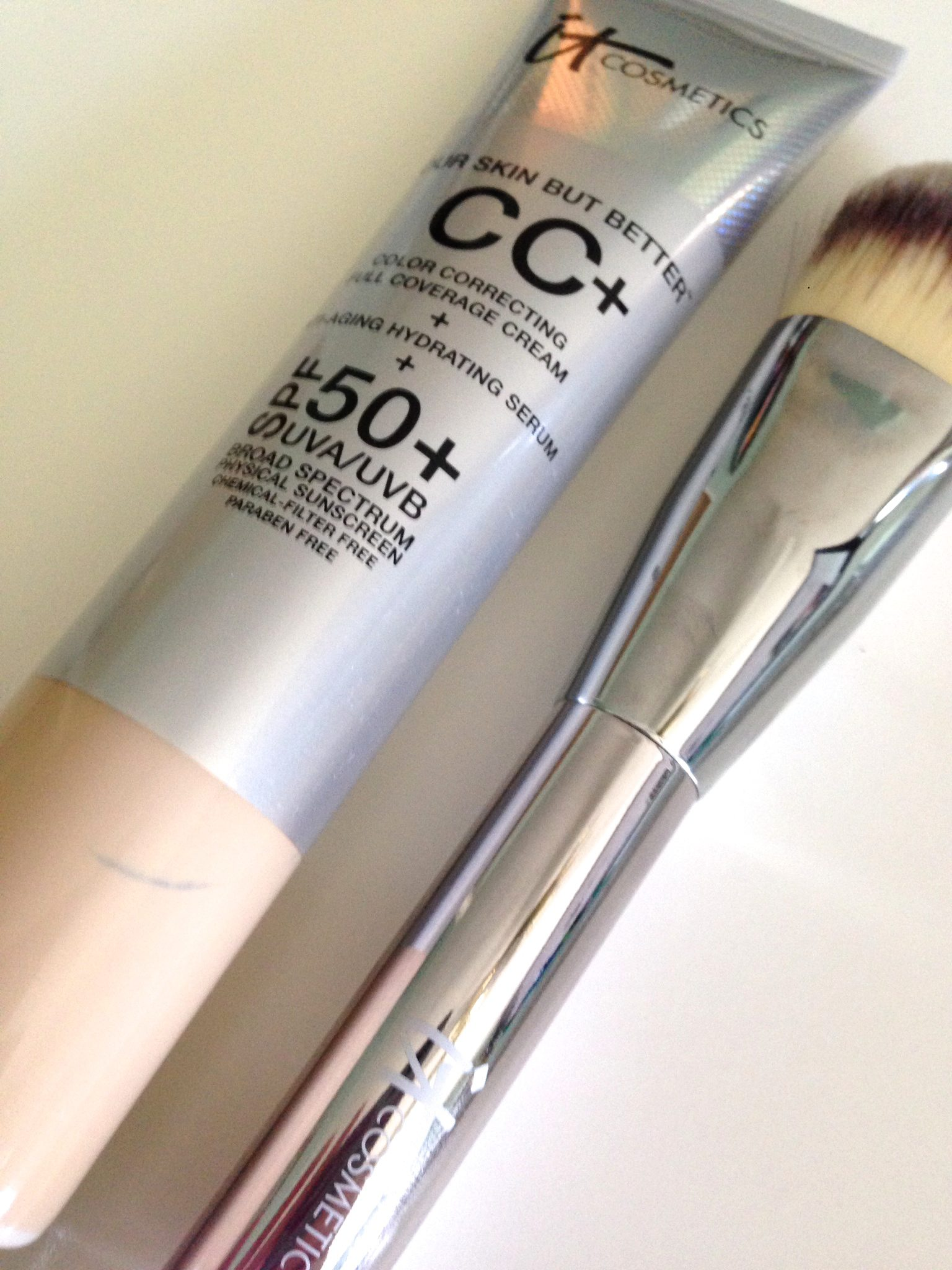 CC Your Way to Beautiful Skin! it Cosmetics 4 Piece Collection